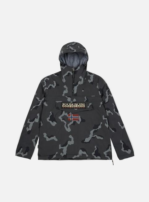 Sale Outlet Winter jackets Napapijri Rainforest Camou 1 Anorak
