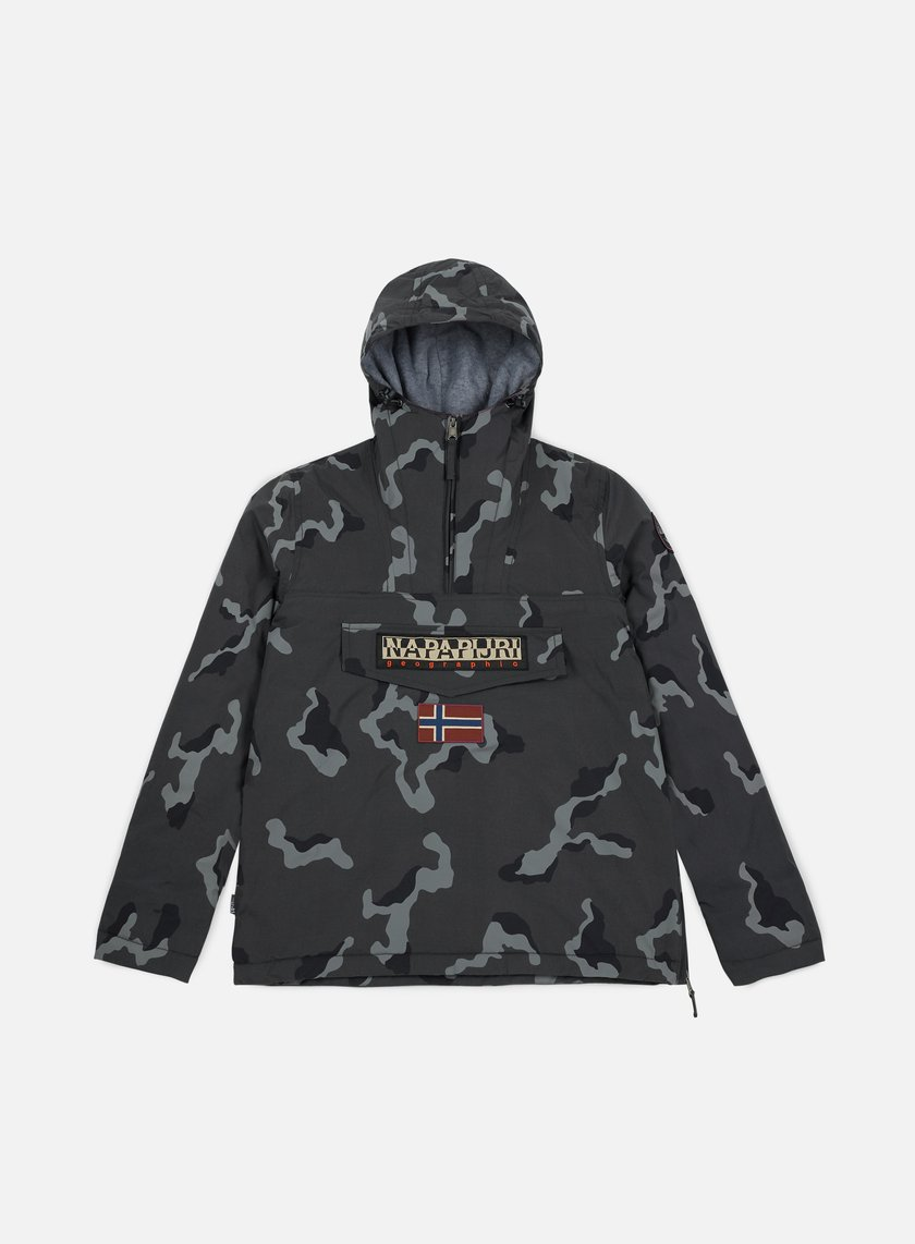 Napapijri Rainforest Camou 1 Anorak