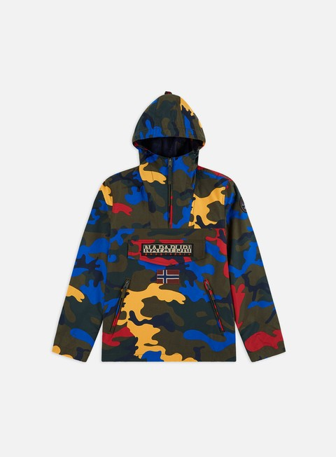 Anorak Napapijri Rainforest Cross Anorak