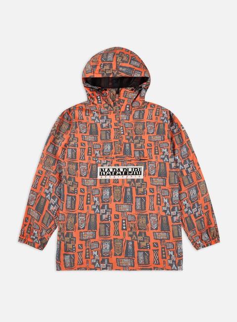 Hooded Jackets Napapijri Rainforest Napali Anorak