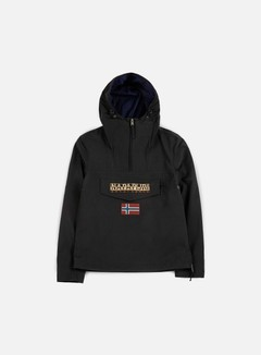 Napapijri - Rainforest Slim Summer Anorak, Black 1