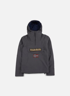 Napapijri - Rainforest Slim Summer Anorak, Volcano 1