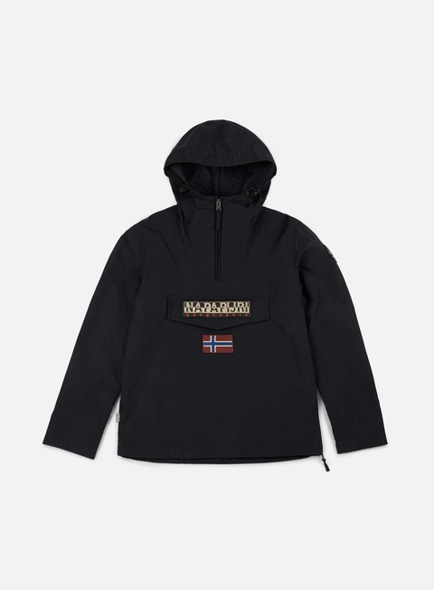 giacche napapijri rainforest summer 1 anorak black