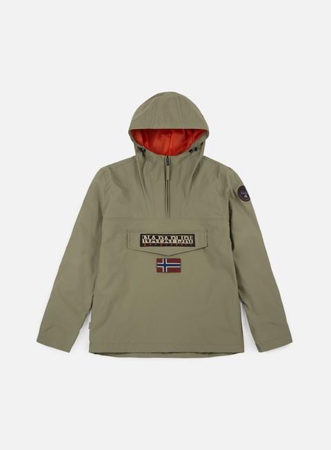 Sale Outlet Light jackets Napapijri Rainforest Summer 1 Anorak