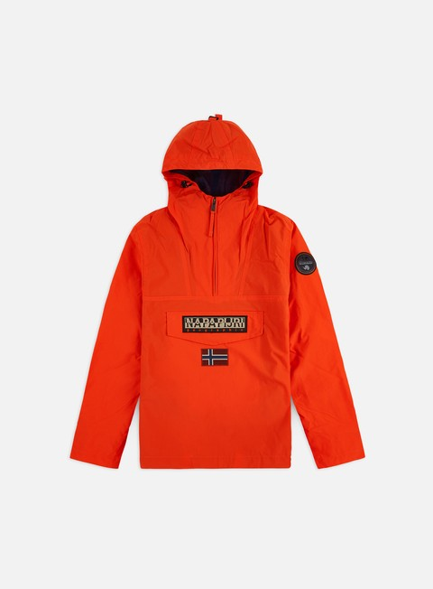 Light Jackets Napapijri Rainforest Summer 1 Anorak