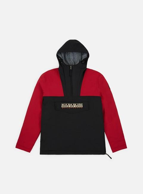 Sale Outlet Winter jackets Napapijri Rainforest Team Winter Anorak