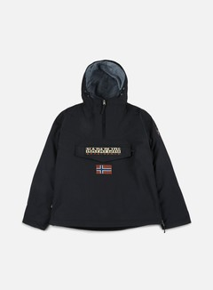 Napapijri - Rainforest Winter Anorak, Black 1