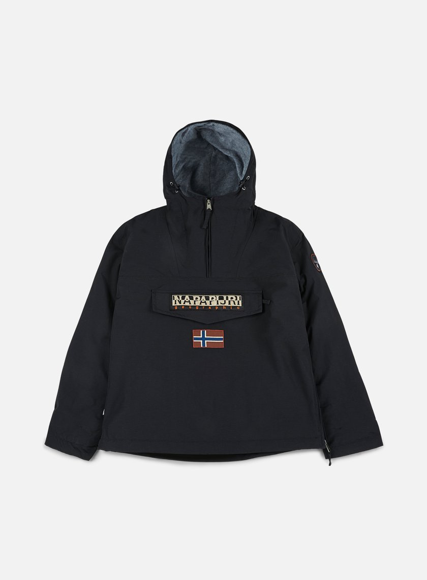 Napapijri - Rainforest Winter Anorak, Black