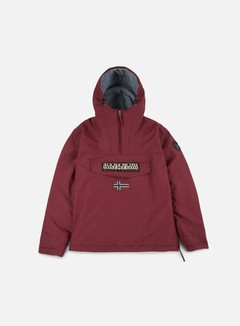 Napapijri - Rainforest Winter Anorak, Bordeaux 1