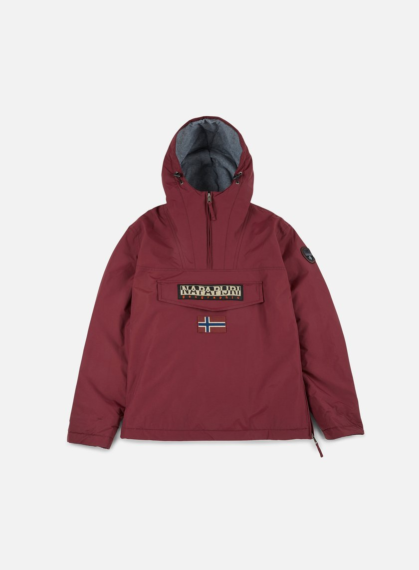 Napapijri - Rainforest Winter Anorak, Bordeaux