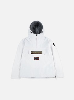 Napapijri - Rainforest Winter Anorak, Bright White
