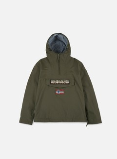 Napapijri - Rainforest Winter Anorak, Caper