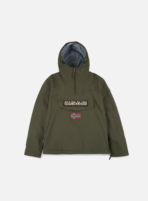 giacche napapijri rainforest winter anorak caper