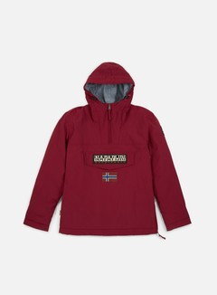 Napapijri - Rainforest Winter Anorak, Red Bourgogne