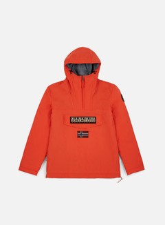 Napapijri - Rainforest Winter Anorak, Spark Orange