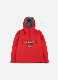 Napapijri - Rainforest Winter Anorak, Sparkling Red