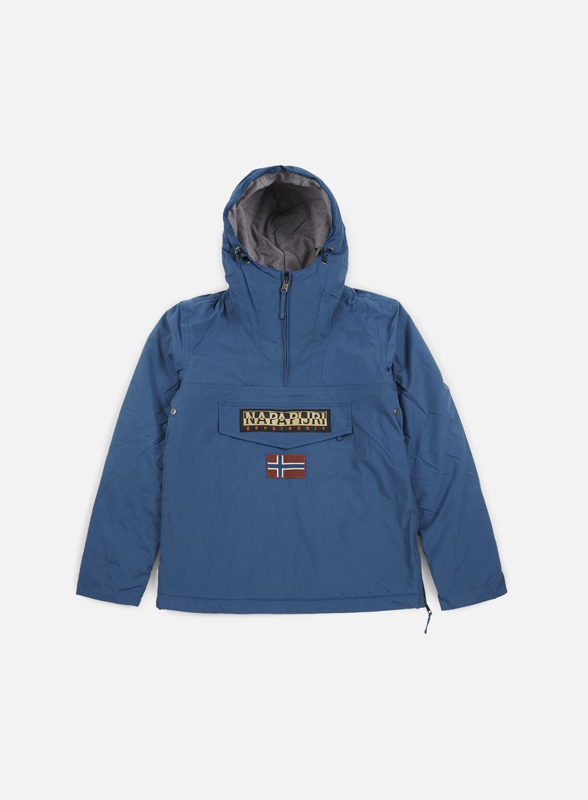 Napapijri - Rainforest Winter Anorak, Thunderous