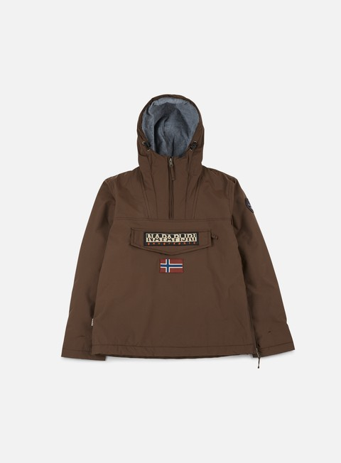 giacche napapijri rainforest winter anorak wenge