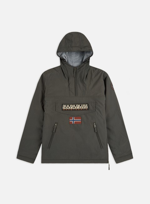 Giacche Invernali Napapijri Rainforest Winter Pocket 1 Anorak