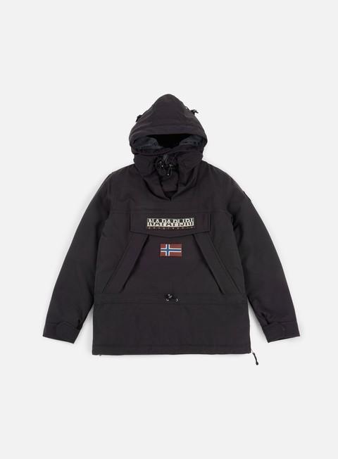giacche napapijri skidoo 1 anorak black