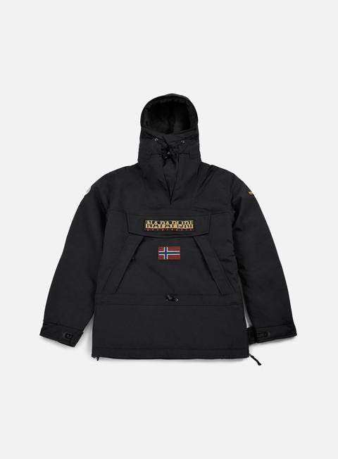 giacche napapijri skidoo anorak black