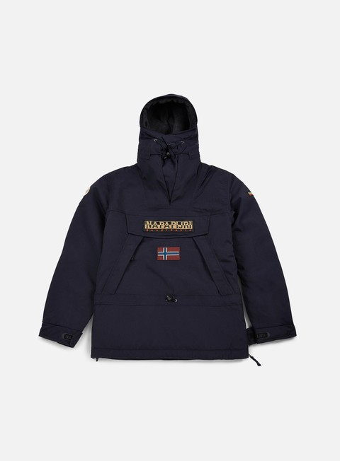Sale Outlet Winter Jackets Napapijri Skidoo Anorak