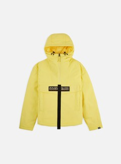 Napapijri - Skidoo Creator Jacket, Yellow Sunshine