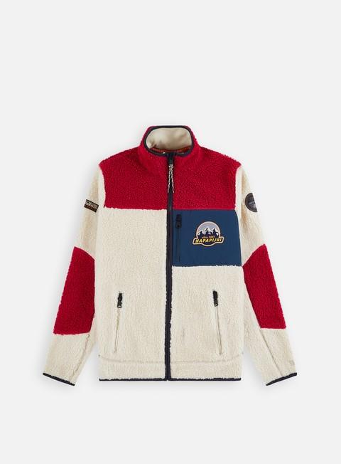 Napapijri Yupik 2 Full Zip Fleece Jacket