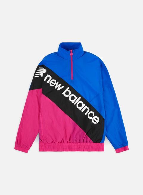 Sale Outlet Light jackets New Balance Sport Style Optiks Anorak Jacket