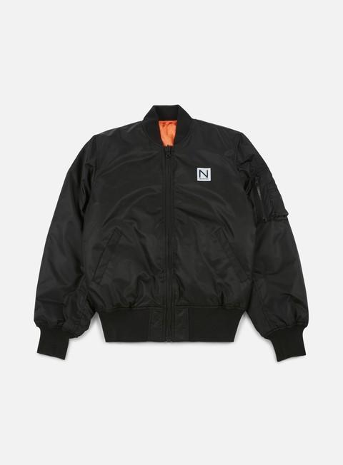 Sale Outlet Bomber Jackets New Black Bomber Jacket