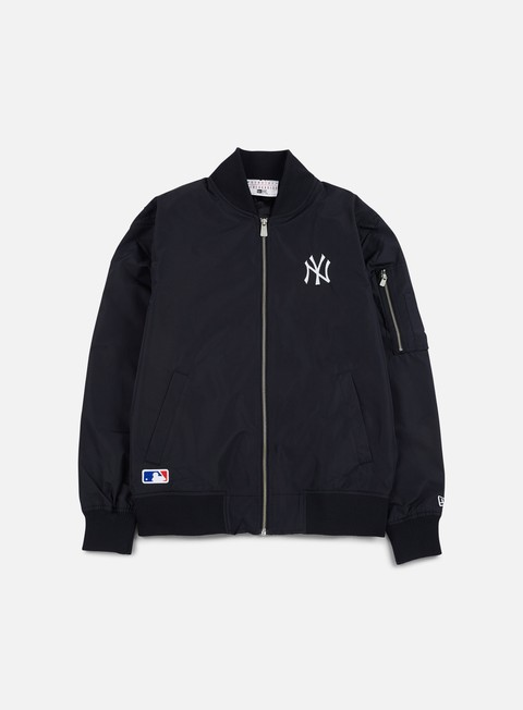 giacche new era concrete bomber jacket ny yankees navy