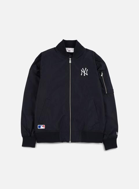 Light Jackets New Era Concrete Bomber Jacket NY Yankees