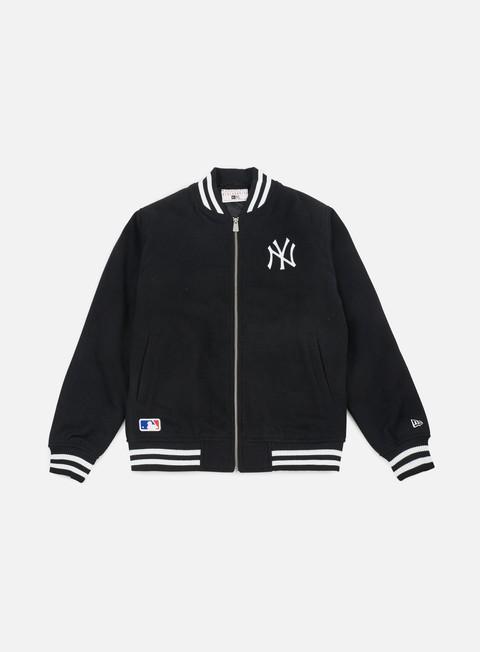 Intermediate Jackets New Era East Coast Bomber Jacket NY Yankees