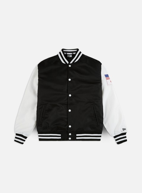 Bomber New Era Far East Varsity Jacket