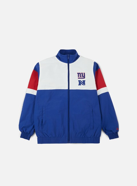 giacche new era for track jacket ny giants royal