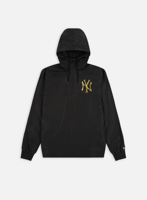 Giacche Leggere New Era Metallic Windbreaker NY Yankees