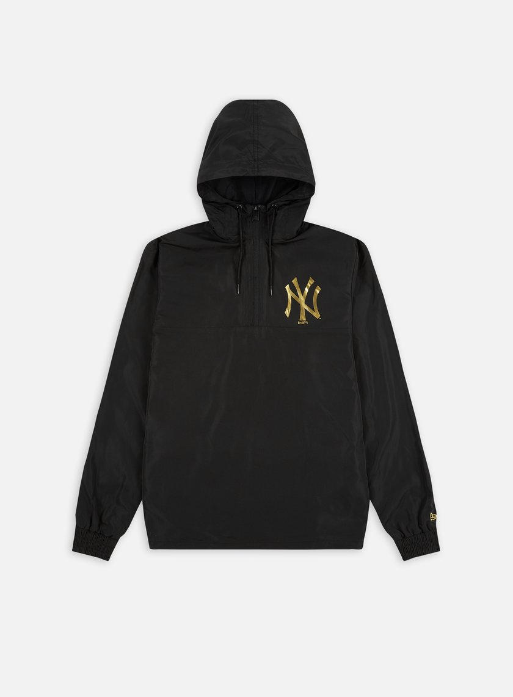 New Era Metallic Windbreaker NY Yankees