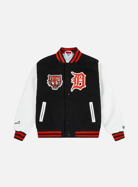 Bomber New Era MLB Cooperstown Varsity Jacket Detroit Tigers