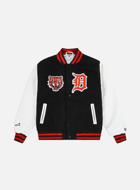 Intermediate Jackets New Era MLB Cooperstown Varsity Jacket Detroit Tigers