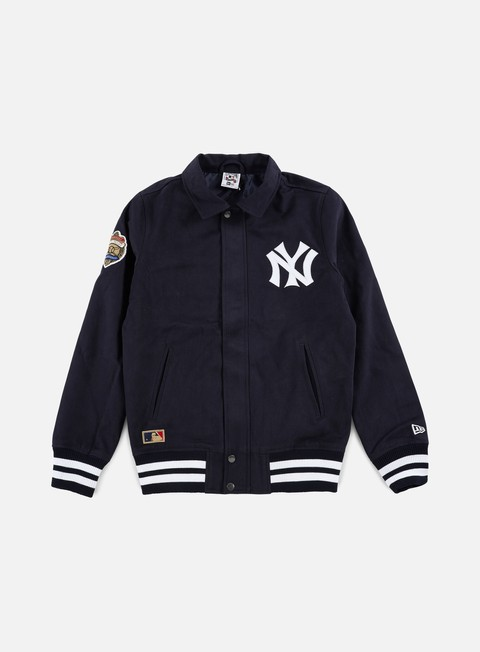 giacche new era mlb ct blouson ny yankees navy