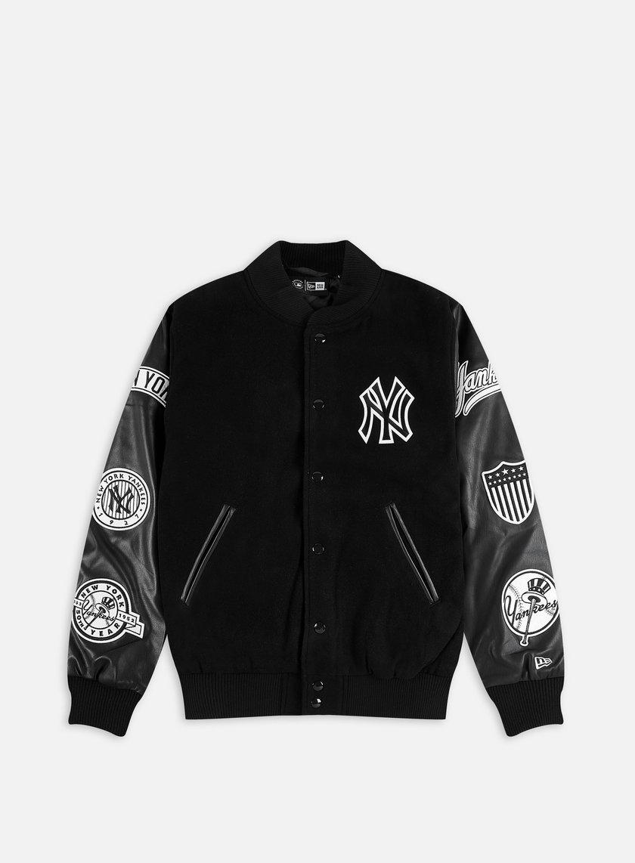 New Era MLB Heritage Varsity Jacket NY Yankees