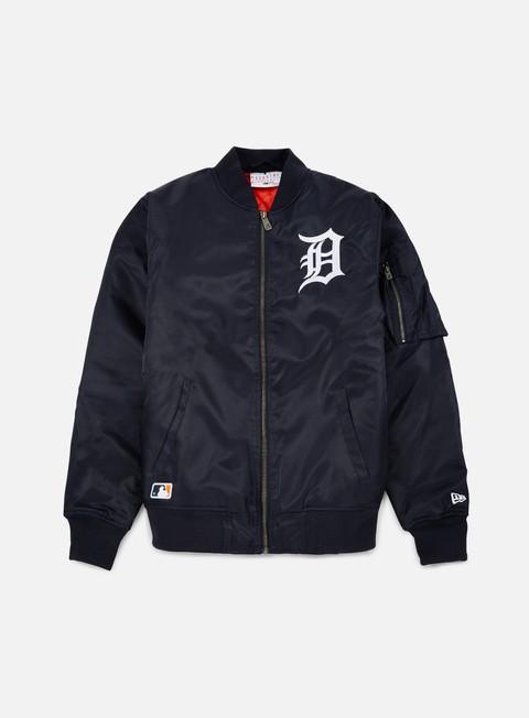 Intermediate Jackets New Era MLB Remix Bomber Jacket Detroit Tigers