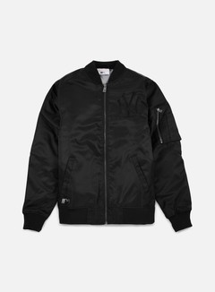 New Era - MLB Remix Bomber Jacket NY Yankees, Black 1