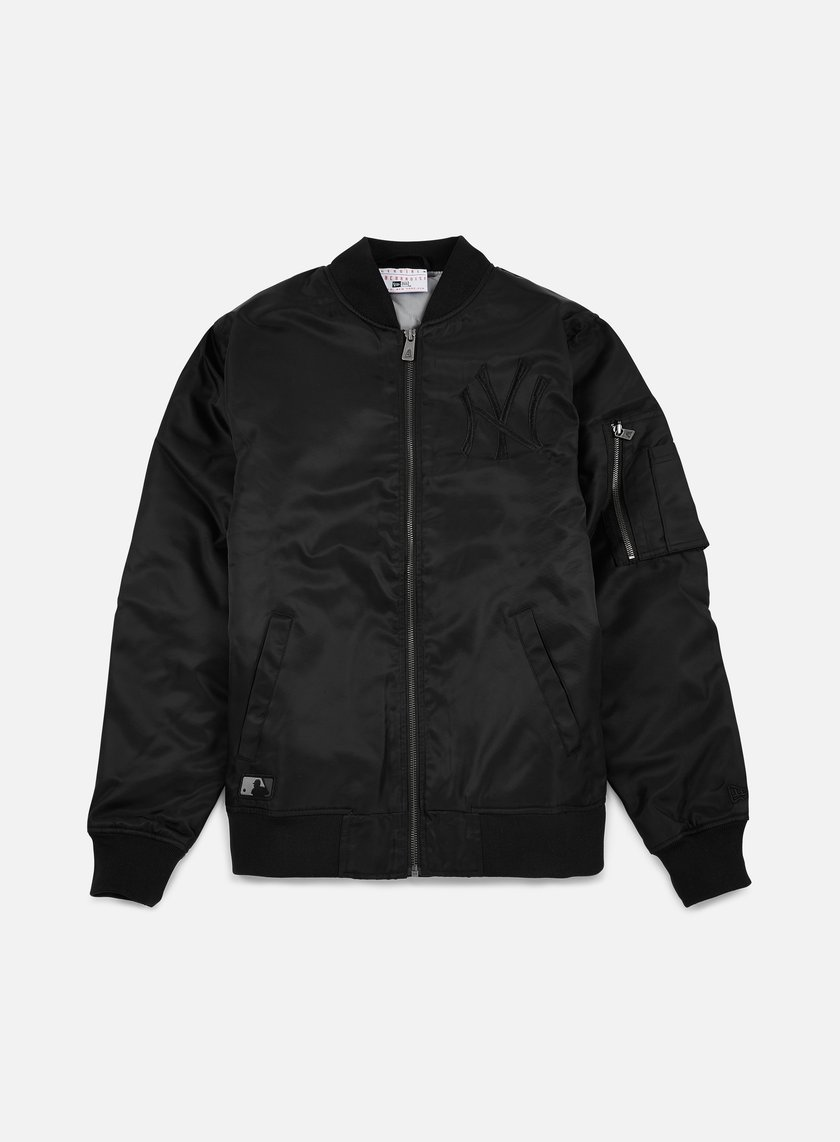 New Era - MLB Remix Bomber Jacket NY Yankees, Black