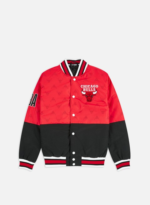 Outlet e Saldi Giacche Leggere New Era NBA Bomber Chicago Bulls