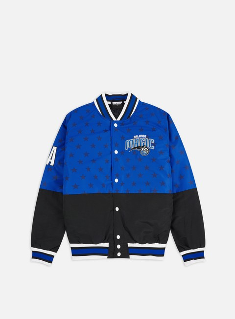 Outlet e Saldi Giacche Leggere New Era NBA Bomber Orlando Magic