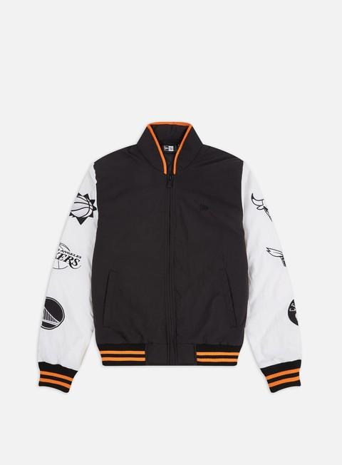 New Era NBA East West Coast Varsity Jacket