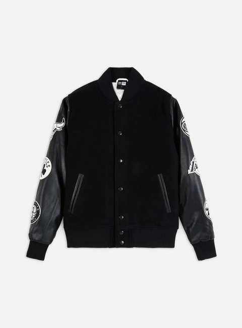 Giacche Intermedie New Era NBA Patch Varsity Jacket