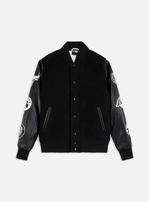 Giacche intermedie New Era NBA Patch Varsity Jacket