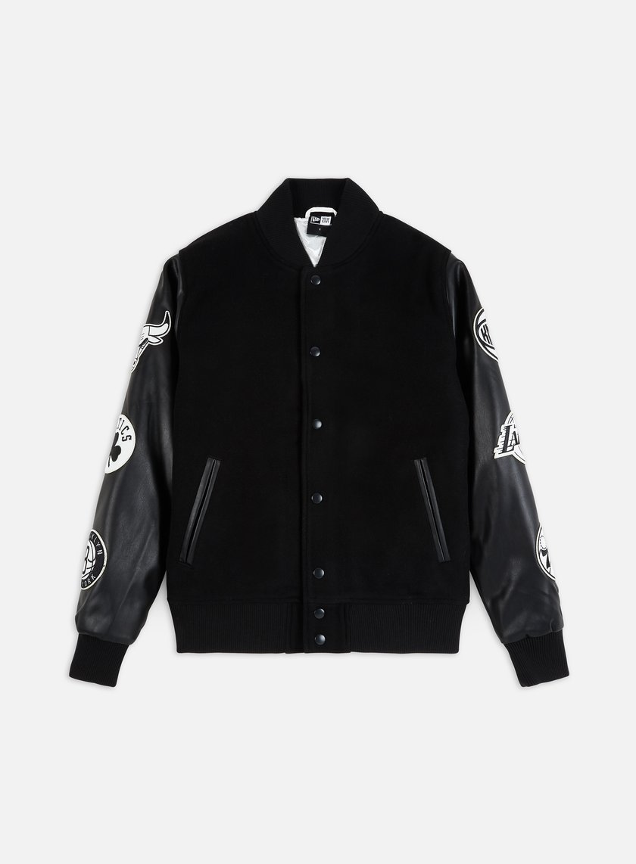 New Era NBA Patch Varsity Jacket